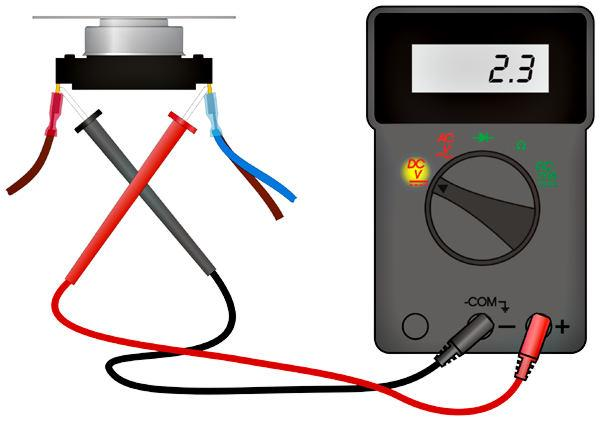 Limit switch information page